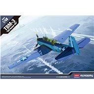 "Model Kit letadlo 12285 - Tbm-3 ""Uss Bunkerhill"" - Model letadla"