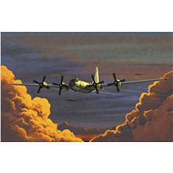"""Model Kit letadlo 12517 - Usaaf B-29A """"Old Battler"""" - Model letadla"""