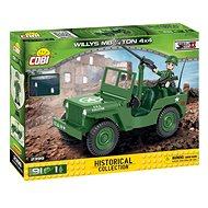 Cobi Willys MB 1/4 t 4x4 - Building Kit