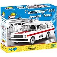 Cobi Wartburg 353 Ambulance - Building Kit