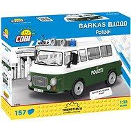 Cobi Barkas B1000 Polizei - Stavebnice