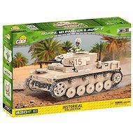 Cobi Sd.Kfz.121 Panzer II Ausf. F - Building Kit