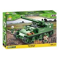 Cobi M12 Gun Motor Carriage - Stavebnice