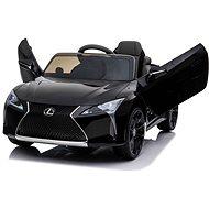 Lexus LC500, černé