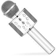 Karaoke mikrofon Eljet Globe Silver