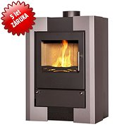 FLAMINGO ESPO II Grey - Wood Stove