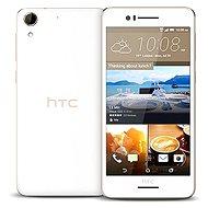 HTC Desire 728G (A50c) White Luxury Dual SIM - Mobilní telefon