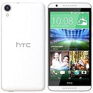HTC Desire 820 (A51) Gloss White / Light Grey Trim - Mobilní telefon