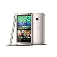 HTC One mini 2 (M8) Glacial Silver - Mobilní telefon