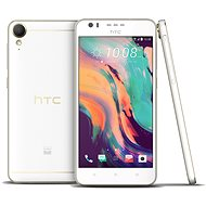 HTC Desire 10 Lifestyle Polar White - Mobilní telefon