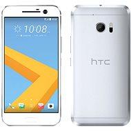 HTC 10 Glacier Silver - Mobilní telefon