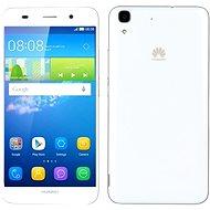 HUAWEI Y6 White - Mobilní telefon