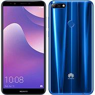 HUAWEI Y7 Prime (2018) Modrý - Mobilní telefon