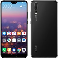 HUAWEI P20 Black - Mobile Phone