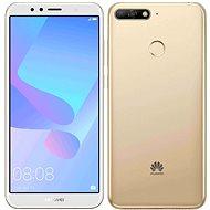 HUAWEI Y6 Prime (2018) zlatý - Mobilní telefon