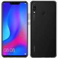 HUAWEI nova 3 Black - Mobile Phone