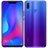 HUAWEI nova 3 Purple - Mobile Phone