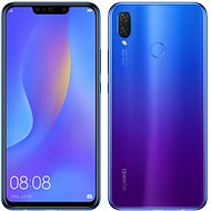 HUAWEI nova 3i Purple - Mobile Phone