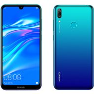 HUAWEI Y7 (2019) modrá - Mobilní telefon