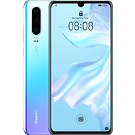 HUAWEI P30 gradientní bílá - Mobilní telefon