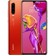 HUAWEI P30 gradient red - Mobile Phone