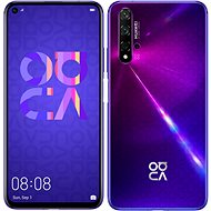 HUAWEI nova 5T fialová - Mobilní telefon