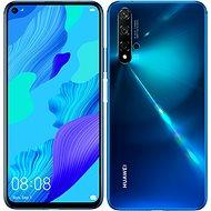 HUAWEI nova 5T modrá - Mobilní telefon