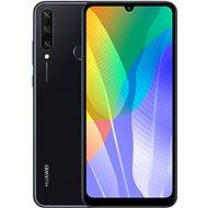 Huawei Y6p černá - Mobilní telefon