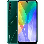 Huawei Y6p zelená - Mobilní telefon