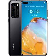 Huawei P40 5G EU 128GB černá - Mobilní telefon