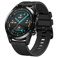 Huawei Watch GT 2 Black Fluoroelastomer Strap - Smartwatch