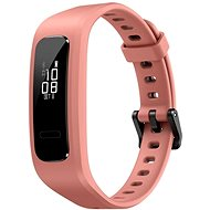 Huawei Band 4e Active Red - Fitness náramek