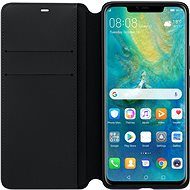 Huawei Original Wallet Black for Mate 20 Pro (EU Blister) - Mobile Phone Case