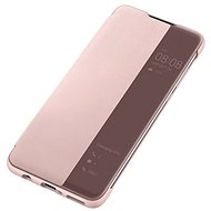 Huawei Original S-View Case Pink for P30 Lite - Mobile Phone Case