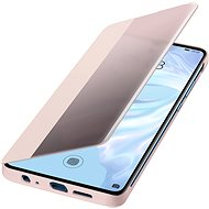 Huawei Original S-View Case Pink for P30 Pro - Mobile Phone Case