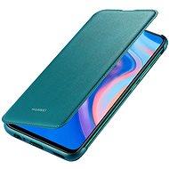 Huawei Original Folio pro P Smart Z / Honor 9X zelené - Pouzdro na mobil