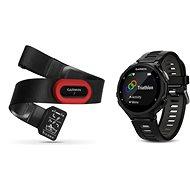 Garmin Forerunner 735XT Run Bundle Black - Chytré hodinky
