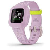 Garmin vívofit junior3 Pink - Fitness Tracker