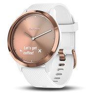 Garmin vívomove HR Sport Rose Gold (velikost S/M) - Chytré hodinky