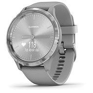 Garmin Vívomove 3 Sport Silver Grey - Chytré hodinky