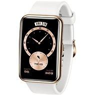 Huawei Watch Fit Elegant White - Chytré hodinky
