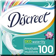 DISCREET Multiform Waterlily 100 ks - Slipové vložky