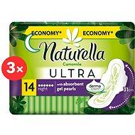 NATURELLA Ultra Night 3× 14 ks - Menstruační vložky
