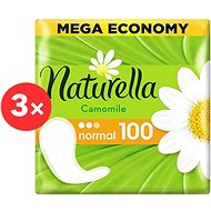 NATURELLA Camomile Normal 3 × 100 ks - Slipové vložky