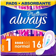ALWAYS Platinum Ultra Normal Plus Duopack 16 ks