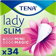 TENA Lady Slim Mini Magic 34 ks - Inkontinenční vložky