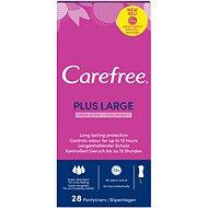 CAREFREE Plus Fresh Large 28 ks - Slipové vložky
