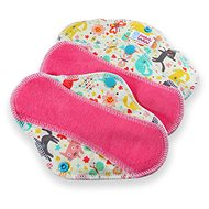 PETIT LULU Cats Slip 3-pack - Panty liners