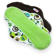 PETIT LULU Ultra Apples (fleece) - Eco Menstrual Pads