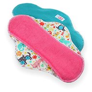PETIT LULU Kittens Ultra (fleece) - Eco Menstrual Pads
